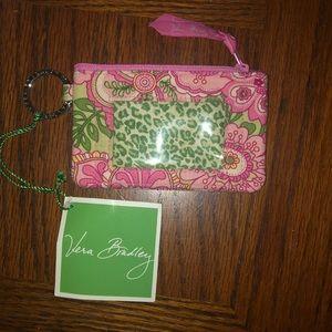 NWT Vera Bradley ID Wallet